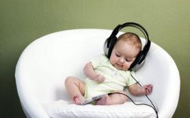 Недоношенным малышам необходима музыка