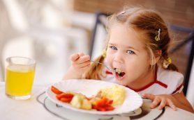 Детям необходим завтрак