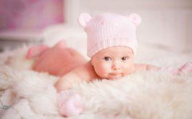 Новорожденные девочки справляются со стрессом лучше, чем мальчики