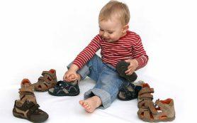 Как выбирать обувь для ребенка