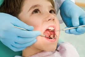 Стоматологические заболевания — три главных «детских» проблемы