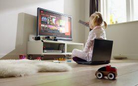 Телевизор вдвое увеличивает риск заболевания астмой у детей