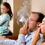 Пассивное курение нарушает функцию эндотелия у детей