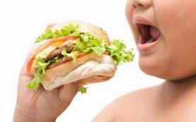 Каждый третий ребенок ежедневно поглощает фастфуд