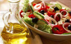Средиземноморская диета предотвращает синдром гиперактивности