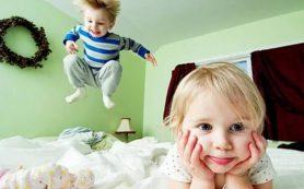 Гиперактивность детей можно вылечить правильным рационом питания
