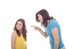 Споря с родными, ребенок учится отстаивать себя
