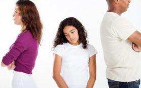 Дети из конфликтных семей не умеют прощать обиды
