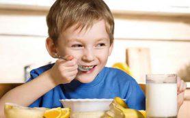 Завтрак полезен для детского интеллекта