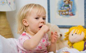 Сиропы от кашля могут повреждать детские зубы