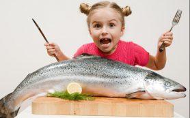 Рыба: незаменимый продукт для детей