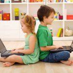 Увлечение компьютером повышает риск возникновения рахита у детей