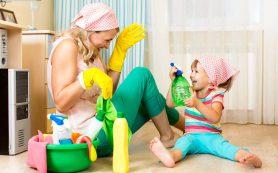 Чрезмерно стерильная среда вредна для детей