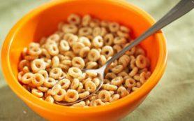 Сухие завтраки опасны для здоровья детей