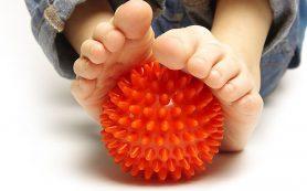 Как вылечить плоскостопие у ребенка