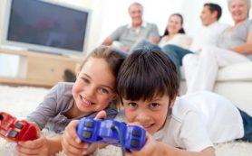 Подвижные видеоигры не повышают уровень физической активности у детей