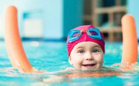 Детям нельзя часто ходить в бассейн