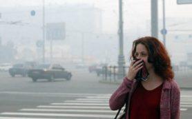 Грязный воздух вредит здоровью нерожденного ребенка