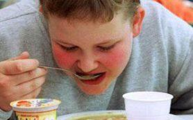Предрасположенность к ожирению видна с детства