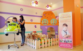 Взрослая экономика в детской парикмахерской