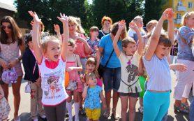 1 июня приглашаем смолян на детский праздник
