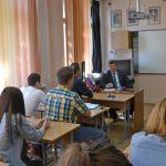 Игорь Ляхов встретился со смоленскими школьниками