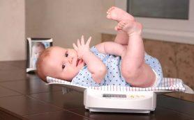 Ребенок плохо набирает вес