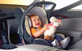 В правила перевозки детей в автомобилях внесли изменения