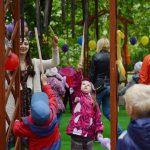 В Смоленске появился «Музыкальный сад»