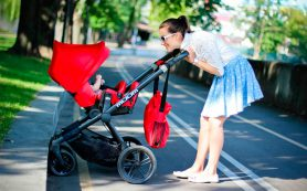 Выбор детской коляски для вашего малыша