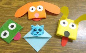 В Смоленске проведут детский мастер-класс «Ожившая бумага»