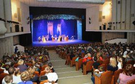 800 смоленских школьников побывают на областной новогодней елке