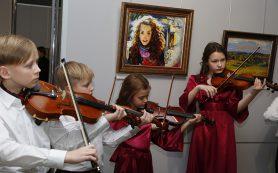 В Смоленске открылась выставка благотворительного фонда Полины Войлиненко