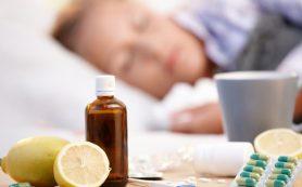 В Смоленской области превышен эпидпорог по гриппу и ОРВИ среди детей