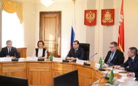 В Смоленске обсудили помощь семьям, имеющим детей