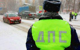 В Смоленске сотрудники ГИБДД проводят рейды у школ
