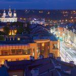 Смоленск вошел в ТОП-5 городов для недорогих путешествий с детьми на весенние каникулы
