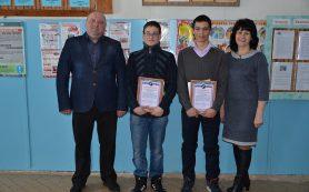 В Смоленской области чествовали школьников за мужество на пожаре
