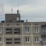 Флешмоб или совпадение? В очередном райцентре Смоленской области засняли детские игры со смертью