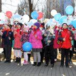 Смоленские школьники пополнили ряды юных гагаринцев