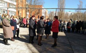 В Смоленской области эвакуировали школу