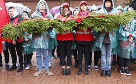 Школьники из Санкт-Петербурга побывали в Смоленске