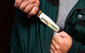 Смолянин с ножом угрожал убить сына
