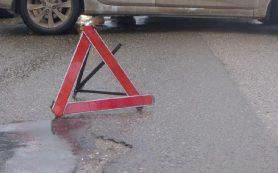 В Смоленске водитель легковушки сбил подростка, выбежавшего на проезжую часть