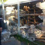 В Смоленске после обрушения кирпичной кладки на ребенка возбудили уголовное дело