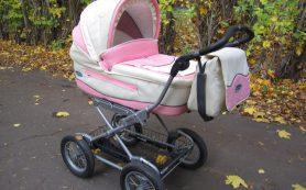 В Смоленской области в коляску с младенцем упало разбившееся стекло