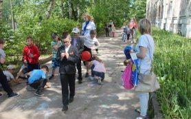 Смоленские активисты ОНФ организовали и провели акцию «Безопасное детство»