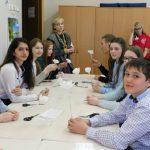 В Смоленске состоялся слет детского городского волонтерского корпуса «Будущее выбираю сам!»