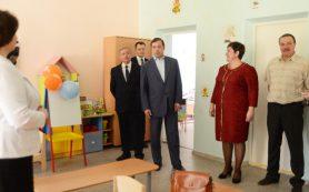 В Смоленской области открыли новый современный детский сад