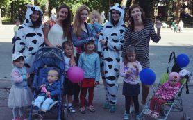 Юные смоляне отметили «профессиональный» праздник на «Светофоре»